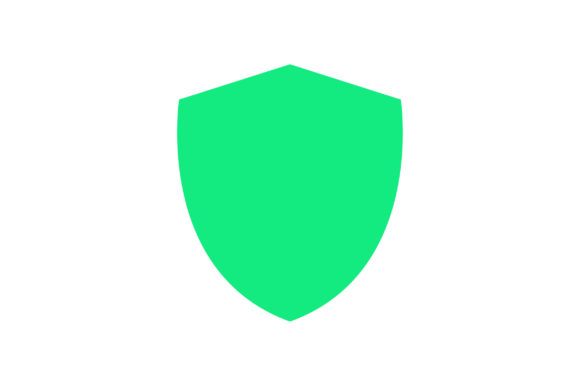 Download Free Security Shield Flat Icon Vector Graphic By Riduwan Molla for Cricut Explore, Silhouette and other cutting machines.
