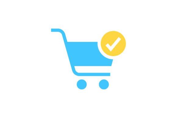 Download Free Shopping Cart Flat Icon Vector Graphic By Riduwan Molla SVG Cut Files