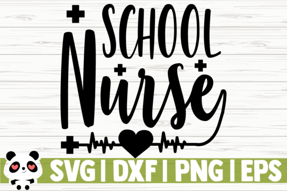 Download Free School Nurse Graphic By Creativedesignsllc Creative Fabrica for Cricut Explore, Silhouette and other cutting machines.
