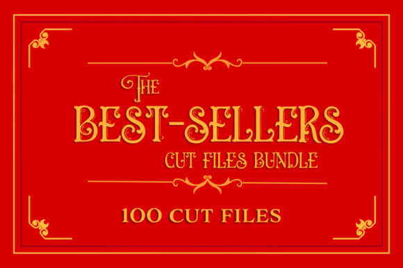 The Best-Sellers Cut Files Pack Gráfico Crafts Por Nerd Mama Cut Files