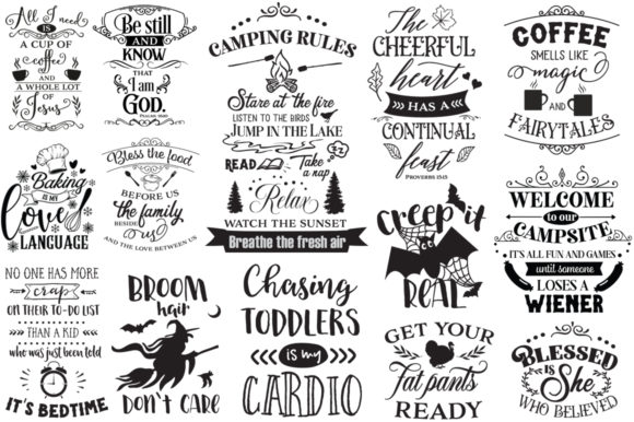 The Best-Sellers Cut Files Pack Graphic Crafts By Nerd Mama Cut Files - Image 2
