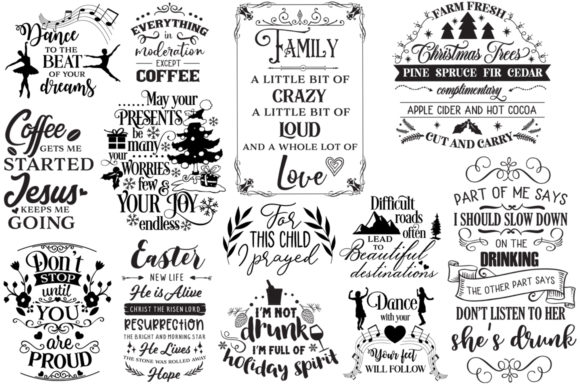 The Best-Sellers Cut Files Pack Graphic Crafts By Nerd Mama Cut Files - Image 3