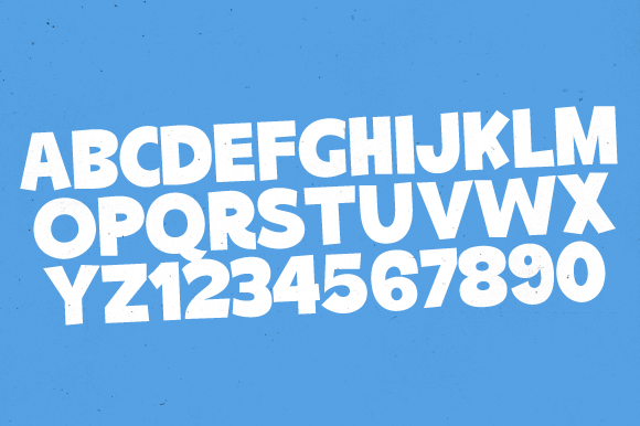 Print on Demand: Tomo Bossa Display Font By TOMO Fonts - Image 4