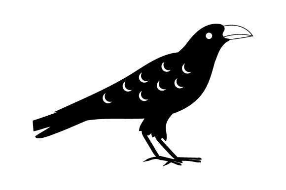 Download Free Crow Svg Cut File By Creative Fabrica Crafts Creative Fabrica for Cricut Explore, Silhouette and other cutting machines.