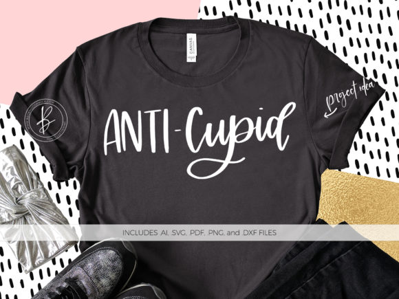 Download Free Anti Cupid Graphic By Beckmccormick Creative Fabrica for Cricut Explore, Silhouette and other cutting machines.