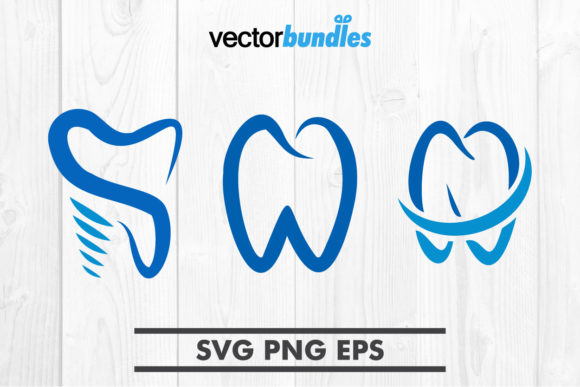 Download Free Dental Clip Art Graphic By Vectorbundles Creative Fabrica for Cricut Explore, Silhouette and other cutting machines.
