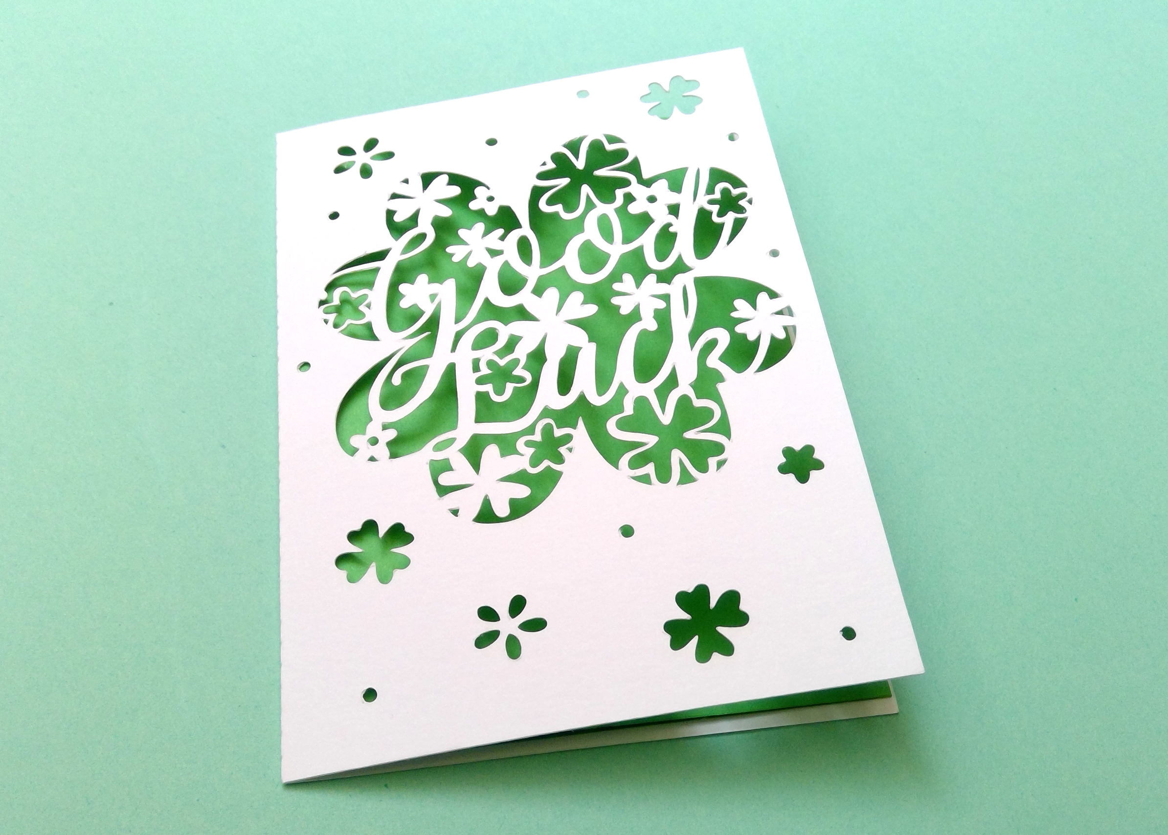 Download Free Good Luck Graphic By Seehas Design Creative Fabrica for Cricut Explore, Silhouette and other cutting machines.