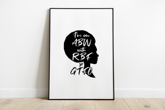 I'm an ABW with RBF Graphic Crafts By DesignedByGeeks