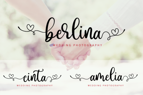 Print on Demand: Juliette Script & Handwritten Font By fanastudio - Image 3