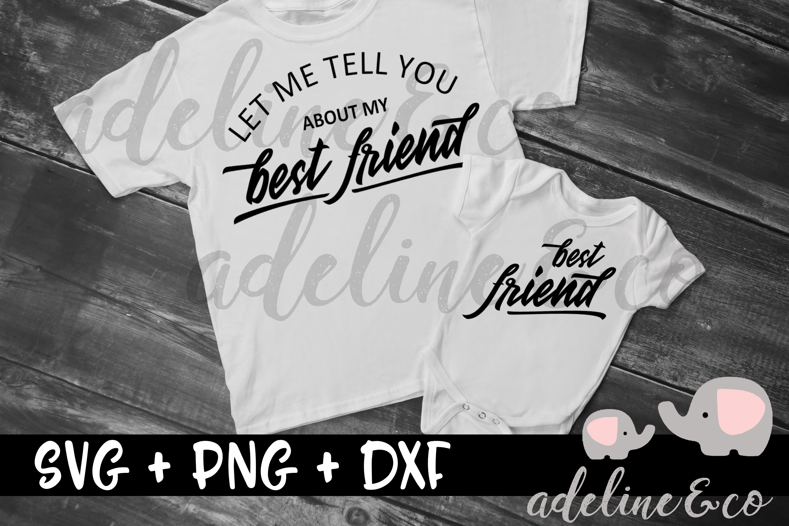 Download Free Let Me Tell You About My Best Friend Graphic By Adelinenco for Cricut Explore, Silhouette and other cutting machines.
