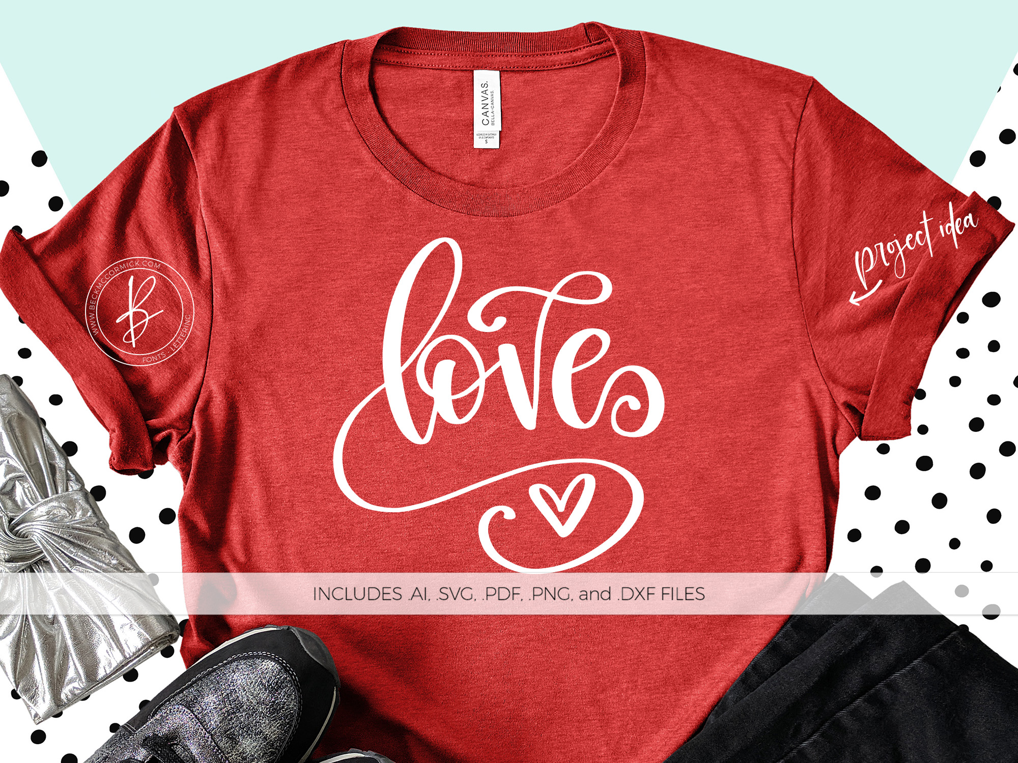 Download Free Love Graphic By Beckmccormick Creative Fabrica SVG Cut Files