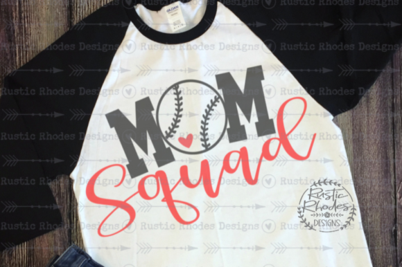 Mom Squad Graphic Crafts By samantharhodes14