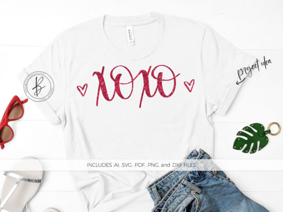 Print on Demand: XOXO Graphic Crafts By BeckMcCormick