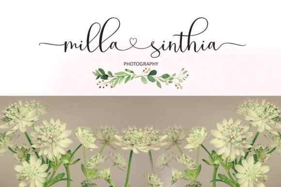 Print on Demand: Fanthastic Script & Handwritten Font By JhoelDesign - Image 4