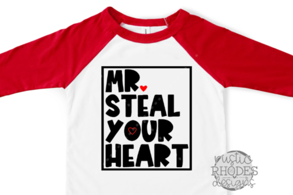 Mr. Steal Your Heart Graphic Crafts By samantharhodes14