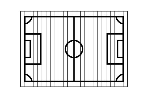 Soccer Field Sports Craft Cut File By Creative Fabrica Crafts - Image 2