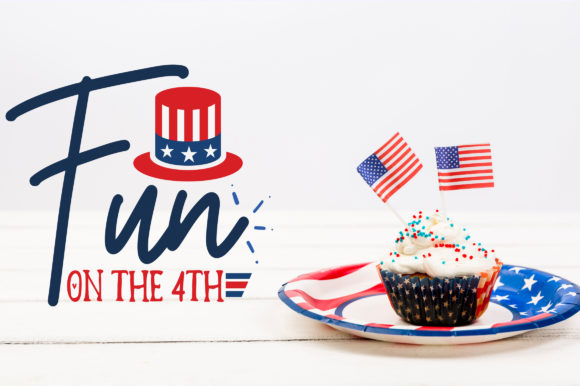 Download Free 4th July Svg Design Bundle Vol 1 Graphic By Subornastudio for Cricut Explore, Silhouette and other cutting machines.