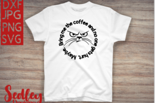 Download Free Bring Coffee Graphic By Sedley Designs Creative Fabrica for Cricut Explore, Silhouette and other cutting machines.