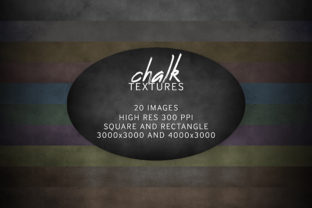 Print on Demand: Chalkboard Texture Pack Graphic Textures By OA Design