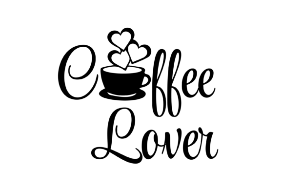 Download Free Coffee Lover Printing And Cutting Files Graphic By Am Digital for Cricut Explore, Silhouette and other cutting machines.