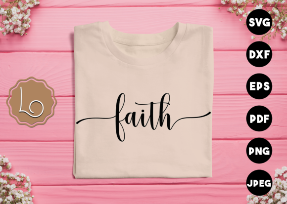 Print on Demand: Faith Graphic Crafts By La Oliveira
