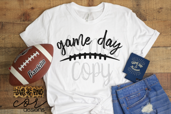 Print on Demand: Game Day - Football Graphic Crafts By designscor