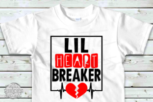 Download Free Lil Heartbreaker Graphic By Samantharhodes14 Creative Fabrica for Cricut Explore, Silhouette and other cutting machines.