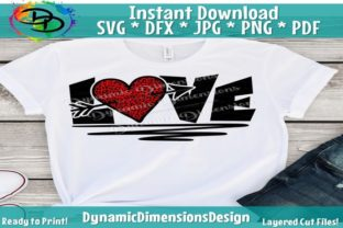 Download Free Love Valentines Day Graphic By Dynamicdimensions Creative Fabrica for Cricut Explore, Silhouette and other cutting machines.
