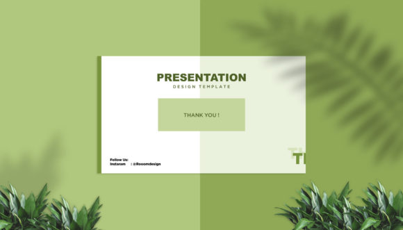Presentation Design Template - Grenesty Graphic Presentation Templates By fadilahridwan69 - Image 6