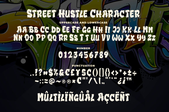 Download Free Street Hustle Font By Blankids Studio Creative Fabrica for Cricut Explore, Silhouette and other cutting machines.