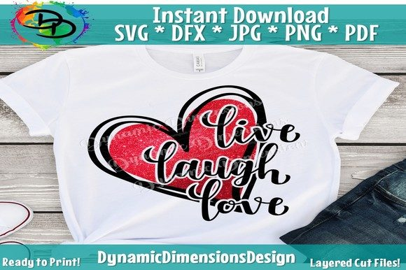 Print on Demand: Valentines Day Graphic Crafts By dynamicdimensions