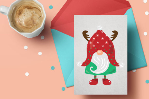 Gnome Christmas Craft Cut File By Creative Fabrica Crafts - Image 7