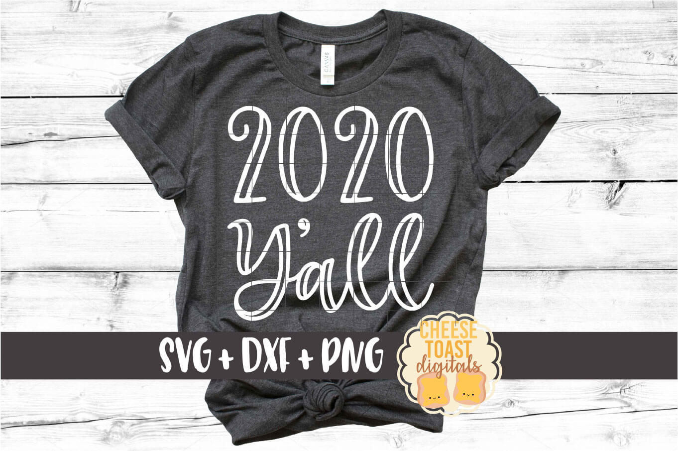 Download Free 2020 Y All Graphic By Cheesetoastdigitals Creative Fabrica for Cricut Explore, Silhouette and other cutting machines.