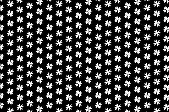 Download Free Black White Pattern Digital Paper Graphic By Graphics Farm for Cricut Explore, Silhouette and other cutting machines.