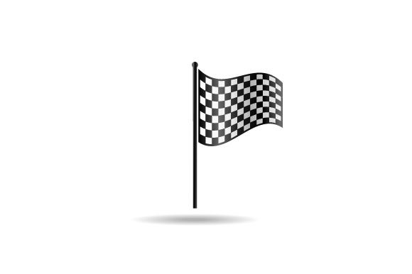 Download Free Checkered Flag Vector Graphic By Hartgraphic Creative Fabrica SVG Cut Files