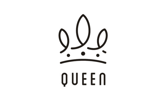 Print on Demand: Crown Queen King Prince Princess Royal Graphic Logos By Enola99d