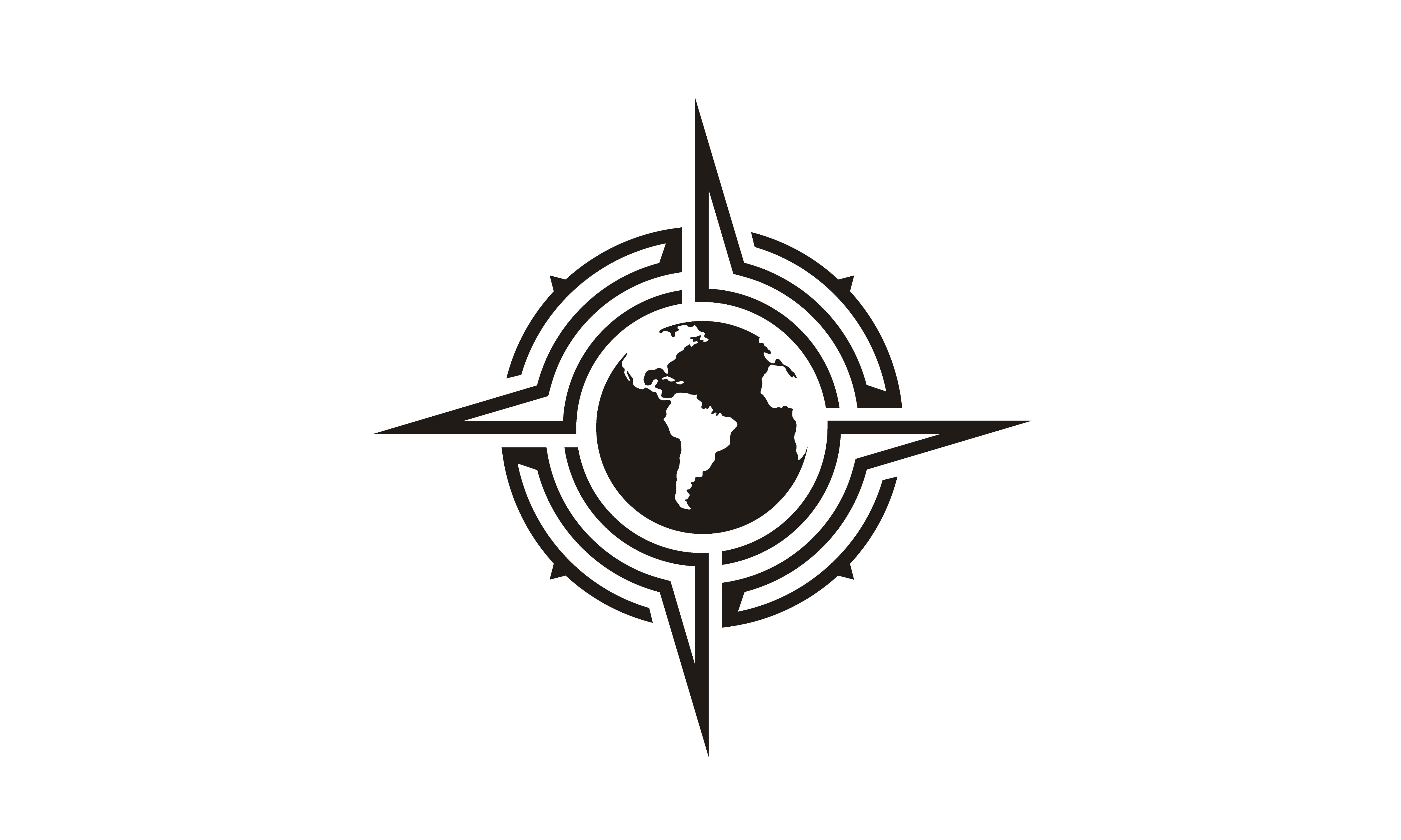Download Free Globe Compass Cardinal Direction World Graphic By Enola99d for Cricut Explore, Silhouette and other cutting machines.