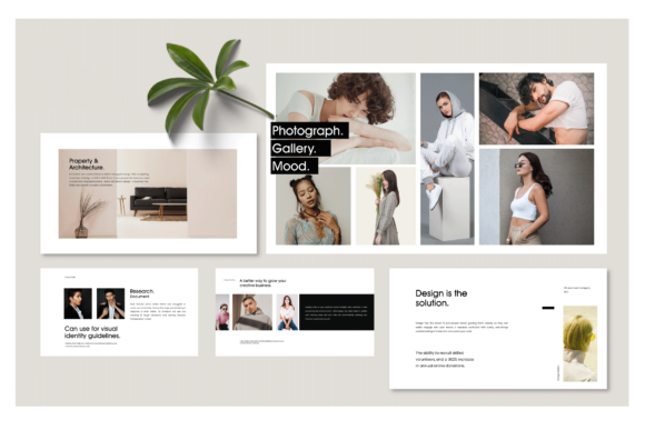 Download Free Lineup Keynote Template Graphic By Balyastd Creative Fabrica for Cricut Explore, Silhouette and other cutting machines.