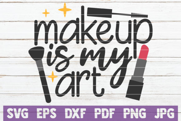 Makeup Bundle Graphic Crafts By MintyMarshmallows - Image 13
