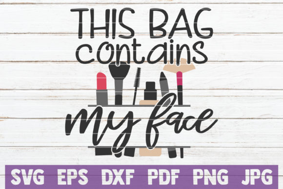 Makeup Bundle Graphic Crafts By MintyMarshmallows - Image 18