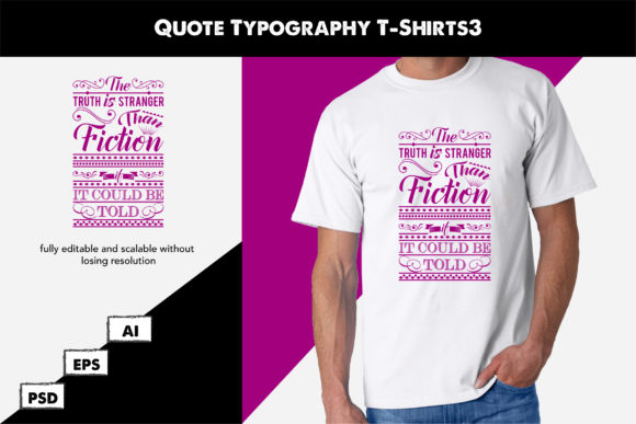 Download Free Quote Typography T Shirts Graphic By Shazdesigner Creative Fabrica for Cricut Explore, Silhouette and other cutting machines.