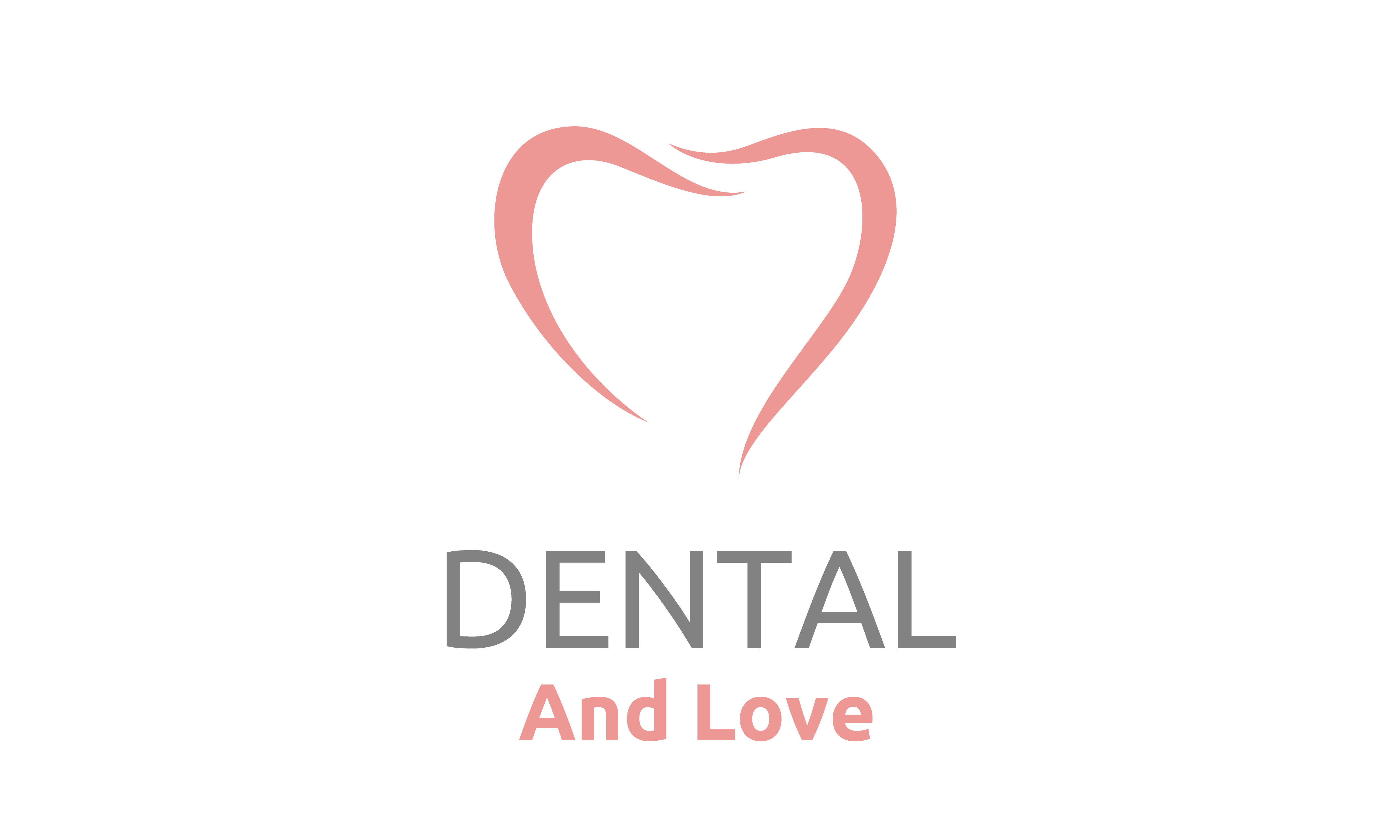 Download Free Tooth Teeth Dentist Dental Heart Love Graphic By Enola99d for Cricut Explore, Silhouette and other cutting machines.