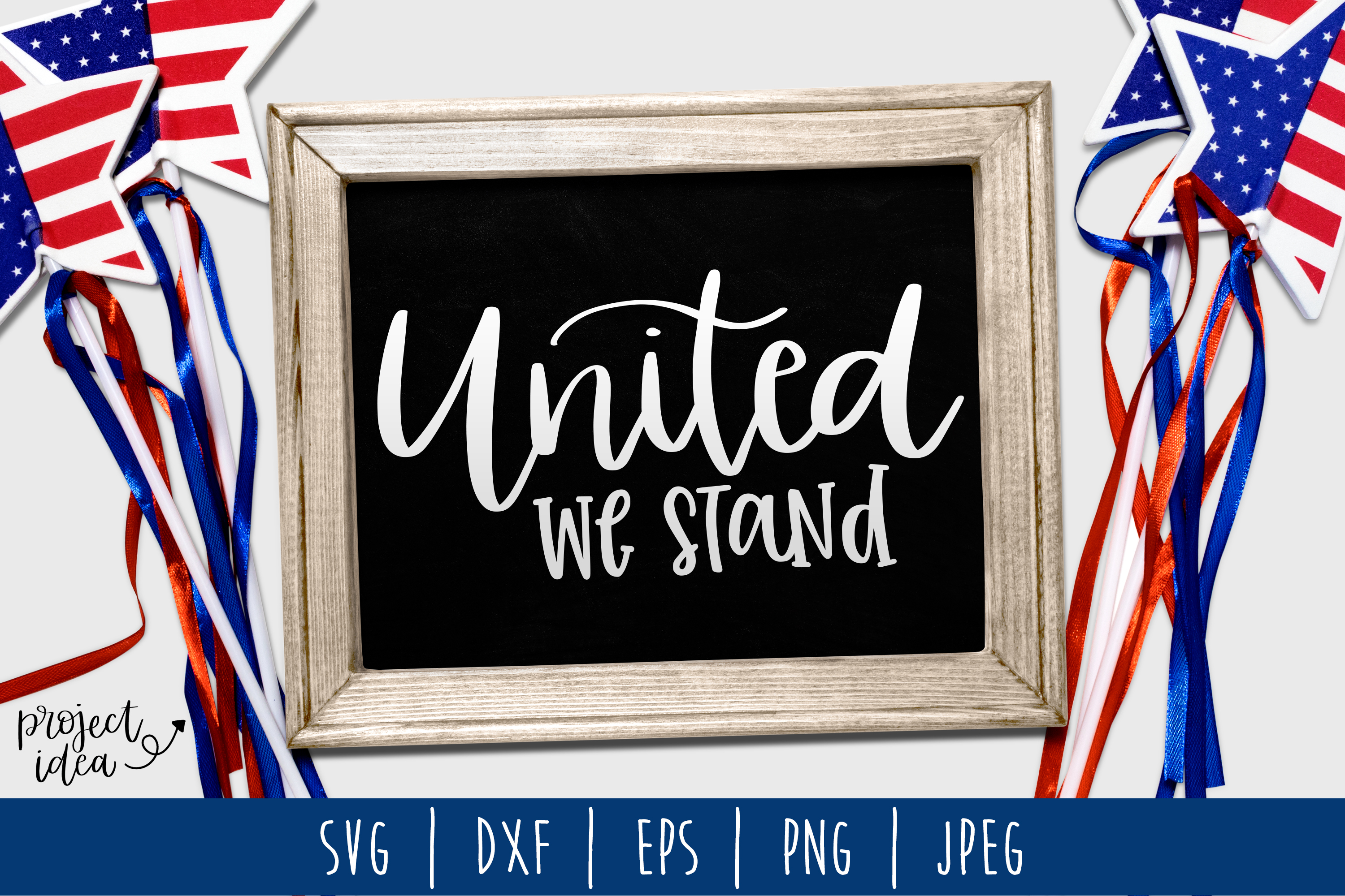 Download Free United We Stand Graphic By Savoringsurprises Creative Fabrica for Cricut Explore, Silhouette and other cutting machines.