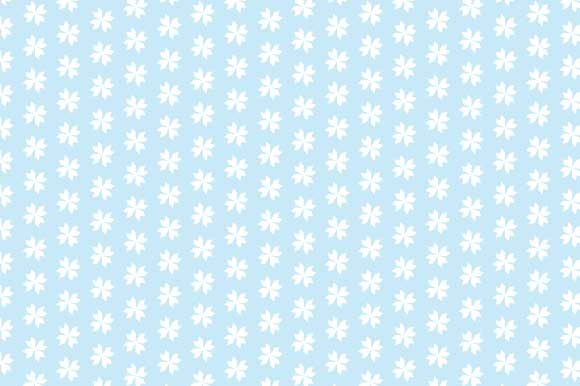 Download Free White Blue Pattern Digital Paper Graphic By Graphics Farm SVG Cut Files