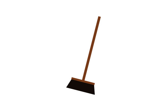 Print on Demand: Icon Broom Graphic Icons By marco.livolsi2014
