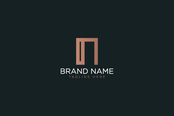 Download Free Luxury N Letter Logo Graphic By Riduwan Molla Creative Fabrica for Cricut Explore, Silhouette and other cutting machines.