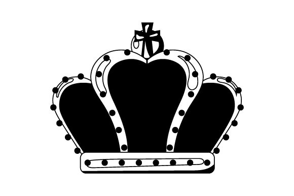 Download Free King Crown Svg Cut File By Creative Fabrica Crafts Creative for Cricut Explore, Silhouette and other cutting machines.