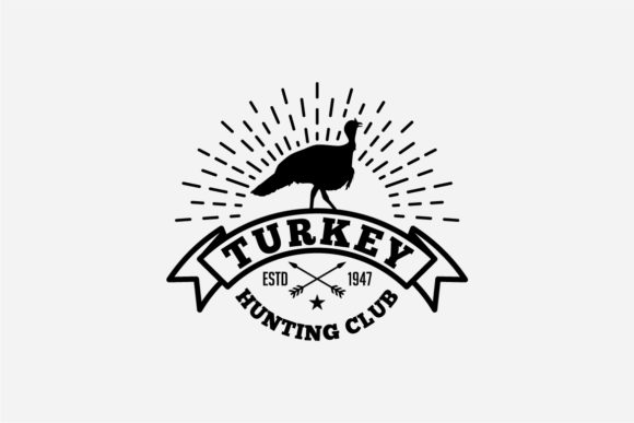 17 Hunting Badges & Logos Graphic Logos By octopusgraphic - Image 17