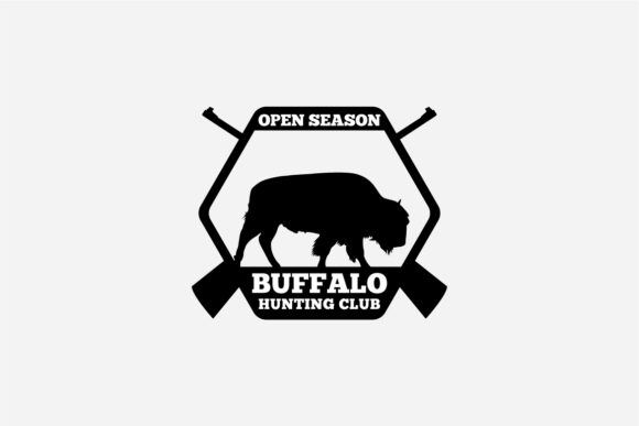 17 Hunting Badges & Logos Graphic Logos By octopusgraphic - Image 5