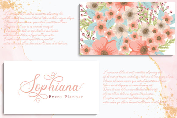 Print on Demand: Betterlove Script & Handwritten Font By Almeera Studio - Image 5